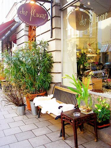 Cafe Des Fleurs, Munich