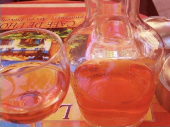 Provence Rose Wine