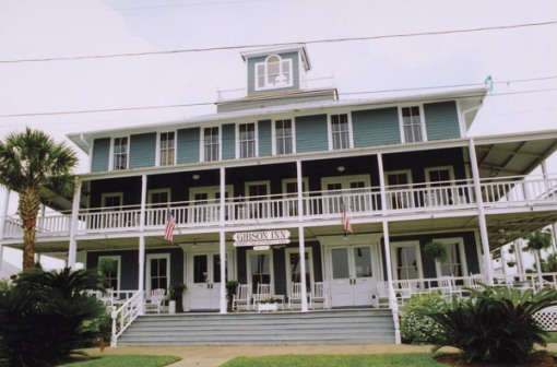 The Gibson Inn, Apalachicola, Florida