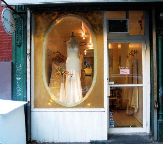 Merciel Bridal Shop