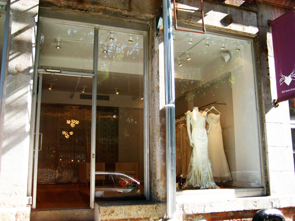 New York Wedding Gowns Shops Stores Boutiques 40