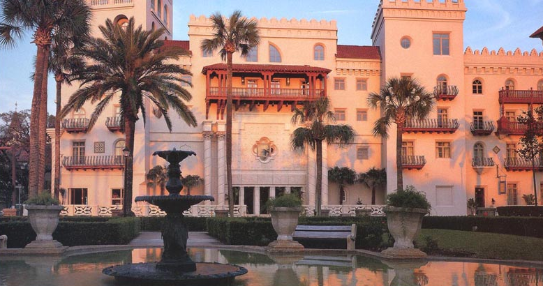 Built to resemble a Spanish castle this St Augustine landmark dates from