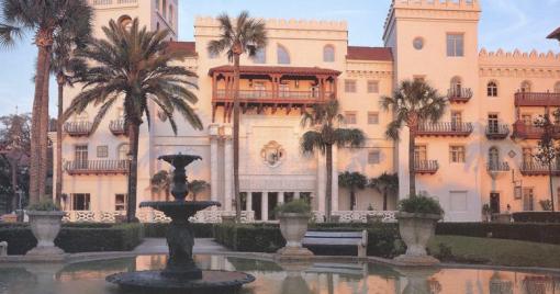 Casa Monica Hotel, St. Augustine, Florida