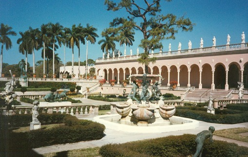 The Ringling Museum, Sarasota, Florida