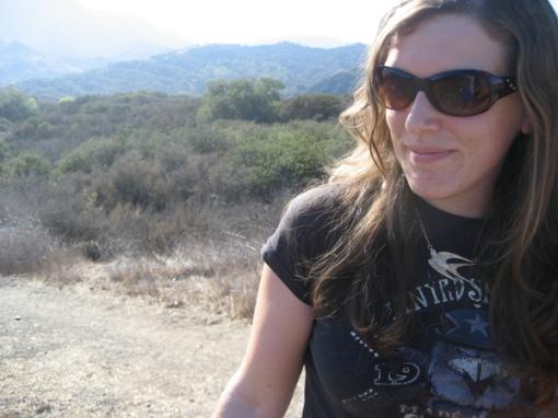 Liz in LA
