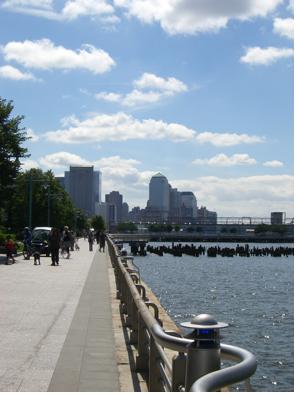 Hudson River Park NY