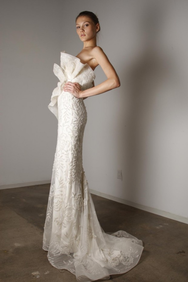 Design Gowns, Wedding Dressses, Marchesa Spring, Bridal ...