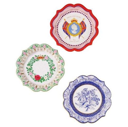 royal wedding paper plates on Royal Wedding Paper Plates  sc 1 st  wedding bands & Royal Wedding Paper Plates - wedding bands