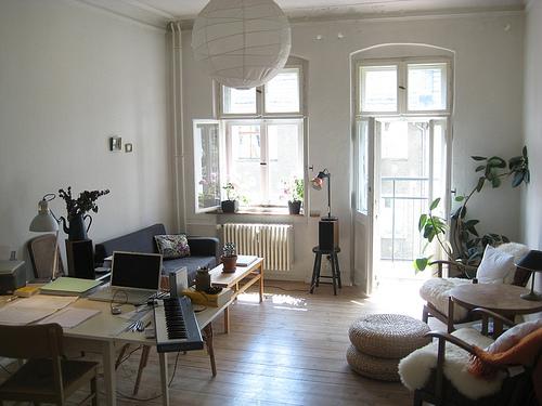 Berlin Living Room